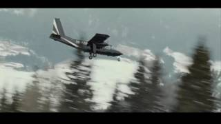 Spectre 2015 | Aircraft chase Scene super Scene - Best Movie Scene