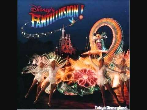 Disney's Fantillusion! Soundtrack Part 4 - The Happy Ending