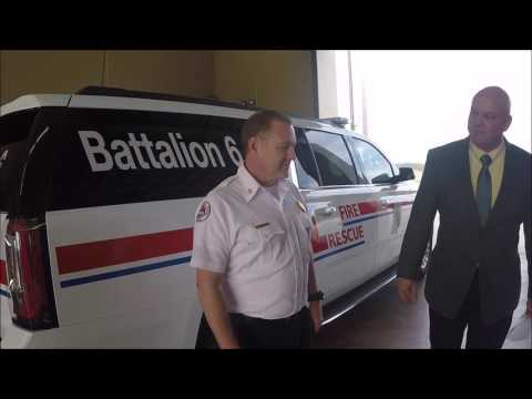 52 Weeks Of Promoting People & Places- Interview with East Manatee Fire Rescue