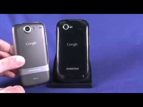 Hardware And Software Tour Of Gingerbread On The Nexus S