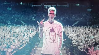 "Machine Gun Kelly Tells Eminem ""You Missed"""
