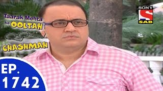 connectYoutube - Taarak Mehta Ka Ooltah Chashmah - तारक मेहता - Episode 1742 - 19th August, 2015