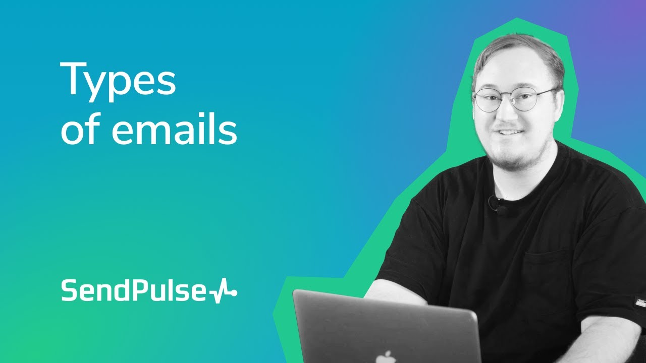 Types of emails in business. Email marketing tips