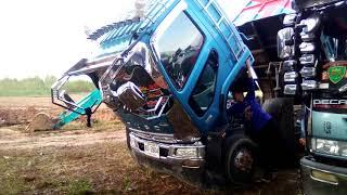 คิง3kเปิดปั้ม6m61-จัดให้3เกลียว-dump-truck
