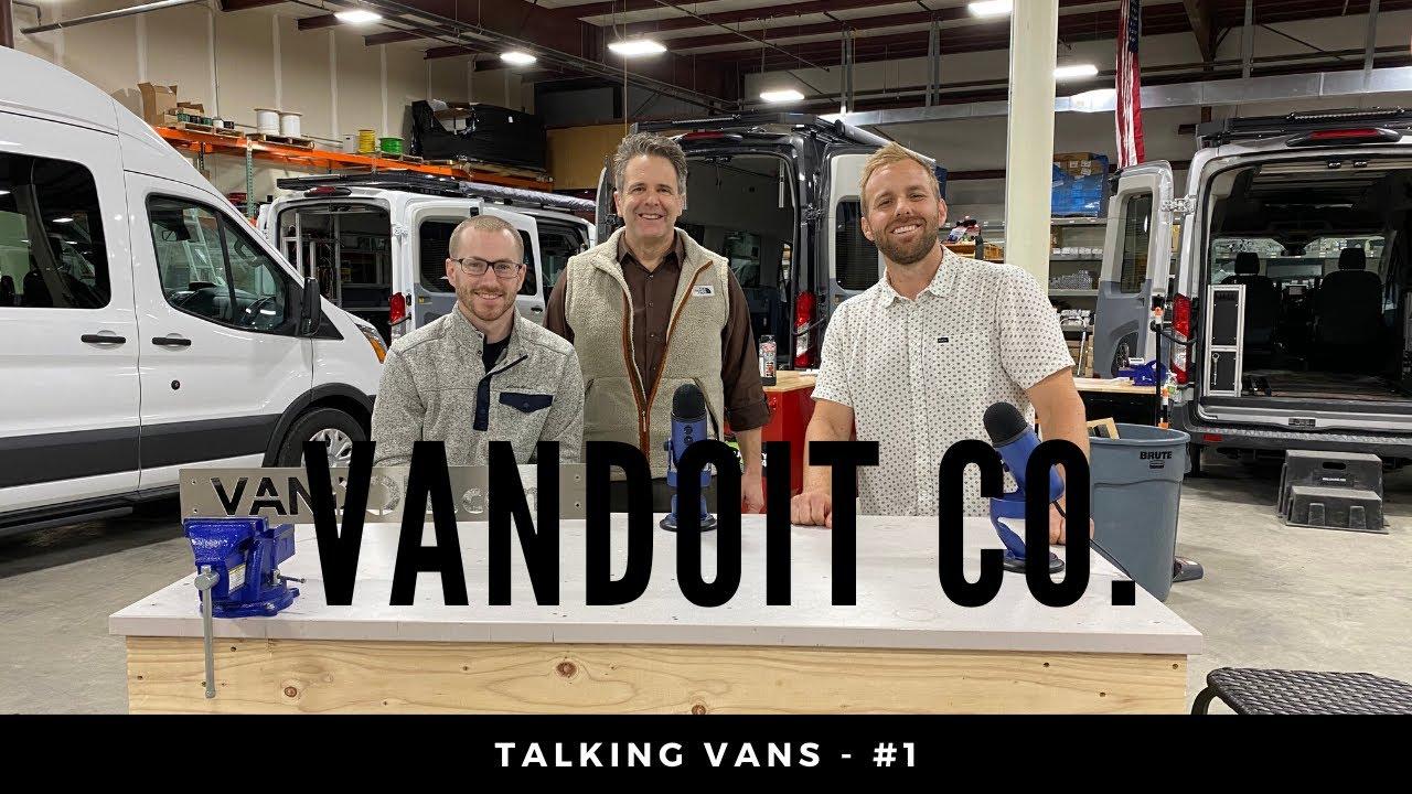 Van Talk Interview with VanDOit Co-Founders Brent Kline & Jared McCauslin
