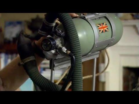 1953 Everest Oxygen Equipment - Race For Everest - BBC