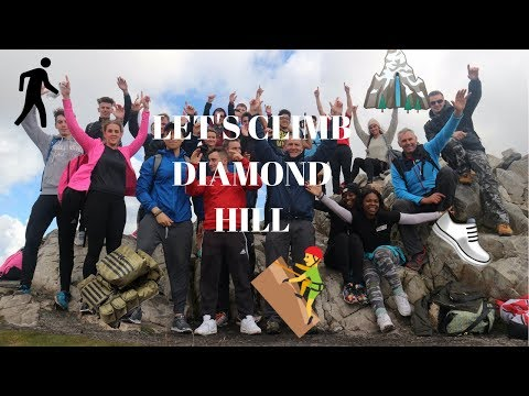 LET'S CLIMB DIAMOND HILL | VLOG | SHAYOMEGA