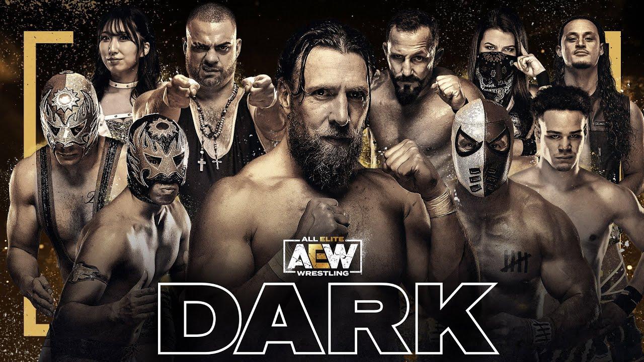 Bryan Danielson Headlines Dark Featuring Adam Cole, Sammy Guevara and more! | Dark Ep 114, 10/26/21