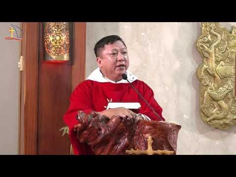 Giảng Lễ Kính Các Thánh Tử Đạo Việt Nam - 2019 (Lễ 15g00 Thứ Bảy)