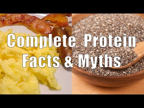 Complete Protein Facts & Myths (700 Calorie Meals) DiTuro Productions