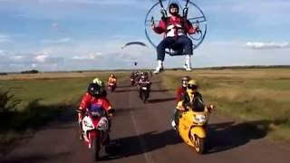 Мотопарапланы и мотоциклы. Иркутск и Улан-Удэ