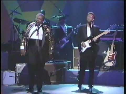 B.B.King & Eric Clapton - Rock me Baby (1993)