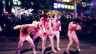 Video 에이스(A.C.E) - ZOMBIE Dance Busking in Hongdae download MP3, 3GP, MP4, WEBM, AVI, FLV Juni 2018