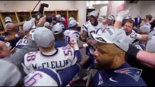 New England Patriots Post Game Locker Room Speech 12/18/16 (Broncos Win)