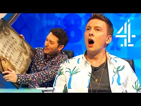 Joe Lycett Is A Lad And Jon Has A Plan To Contact The Dead | 8 Out Of 10 Cats Does Countdown