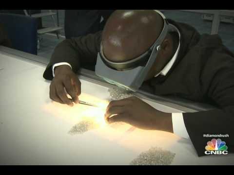 Inside The Diamond Trading Company of Botswana