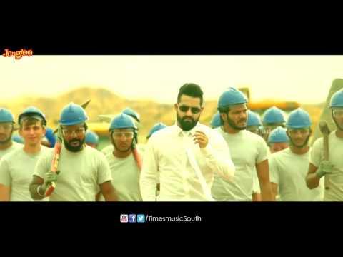 Dont Stop Full Video Song -- Nannaku Prematho -- Jr Ntr, Rakul Preet Singh