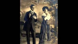 1912 Berlin Operetta - Ja, das haben die Mädchen so gerne