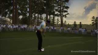 Tiger Woods PGA Tour 14 Gameplay [HD]