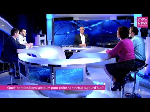 Le Grand Débat du Web N°63 (Startups, Amazon, Blockchain...)