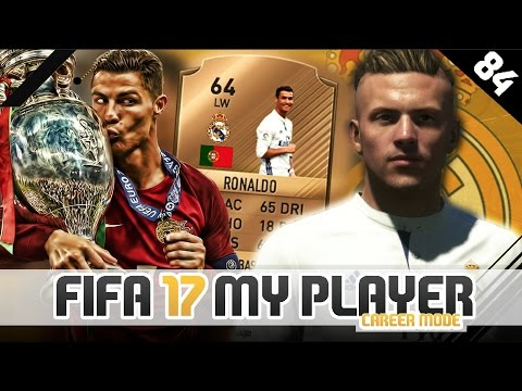 RONALDO IN YEAR 2020! | FIFA 17 Career Mode Player w/Storylines | Episode #84