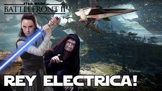 Battlefront 2 Heroes VS Villanos ¡La rey eléctrica! - Jeshua Revan Star wars thumbnail