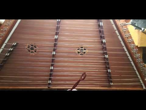 Eighth of January Hammered Dulcimer Lesson BEG/INT