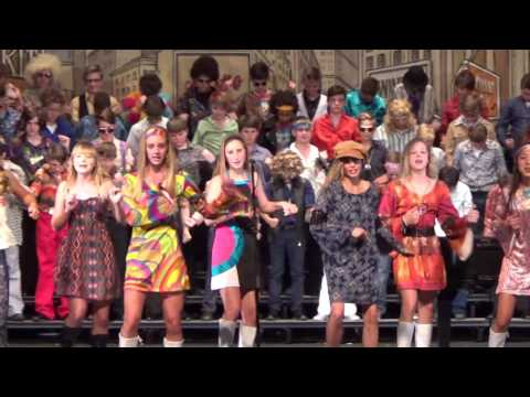 Sycamore Junior High Spring Choral Concert 2017