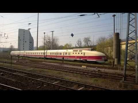 Der Bahnhof Berlin Lichtenberg - S-Bahn - Züge - BVG [1080p]