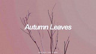 Autumn Leaves | BTS (방탄소년단) English Lyrics
