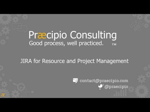 Webinar: JIRA for Resource and Project Management