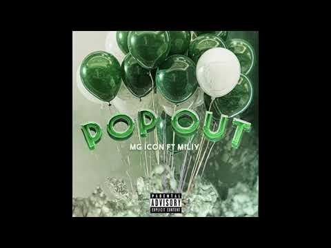 Download Mgicon - Pop Out Ft MILIY [PROD. QG] (Official Audio)