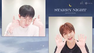 ZHOUMI 'Starry Night (With RYEOWOOK)' (Korean Ver.) Uncontact LIVE Performance Video