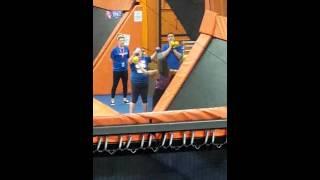 Toledo Extreme weight loss: Skyzone - Lyndy