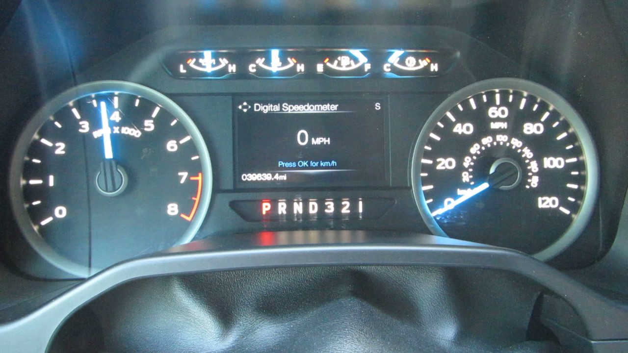 2016 Ford F150 Instrument Cluster Dallas Fort Worth, TX