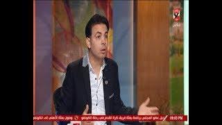 """شريف جمعة : """"شابوه"""" لقرار اعارة نجوم الاهلى الشباب هذا الموسم"""