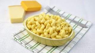 How to Make Mac & Cheese - Easy Three Cheese Pasta Recipe