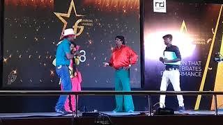 FP annual awards drama club