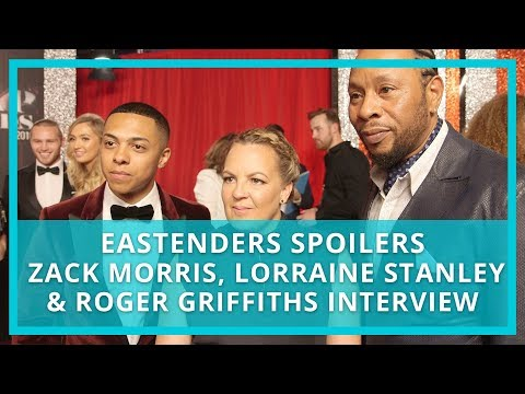 EastEnders spoilers: Lorraine Stanley, Zack Morris and Roger Griffiths on death shock