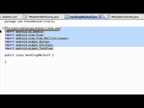 android-application-development-tutorial---154---setting-up-xml-parsing-project
