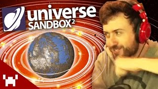 MAKING URANUS HABITABLE! ( ͡° ͜ʖ ͡°) (Universe Sandbox 2)