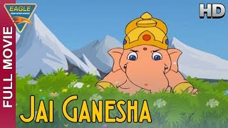 Jai Ganesha Hindi Full Movie HD || Animation Movie, Kids Movie, Children Movie || Hindi Movies