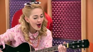Violetta 3-Ludmiła razem z Violettą śpiewają Si es por amor Resimi