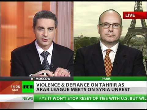 Invasion Industry: Humanitarian corridor to Syria war?