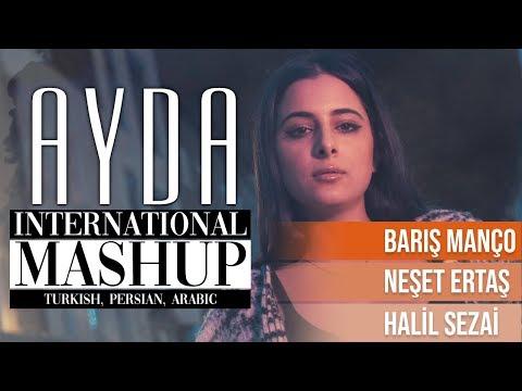 Ayda - INTERNATIONAL MASHUP 2019 [Barış Manço, Neşet Ertaş, Halil Sezai] (prod. by sermet agartan)