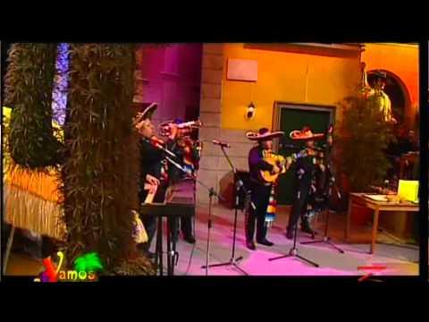 Mariachi Peralta - Antena3  - Milano  ( Lombardia , Italia )  La Negra