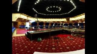 European Snooker Championships 2015 - Table Fitting