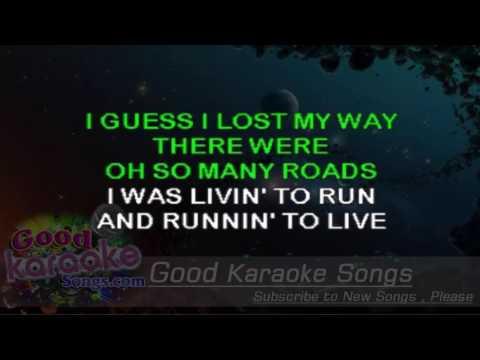 Against The Wind -  Bob Against (Lyrics Karaoke) [ goodkaraokesongs.com ]