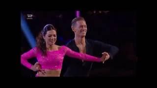 Sarah & Morten danser Samba - Vild Med Dans  2016