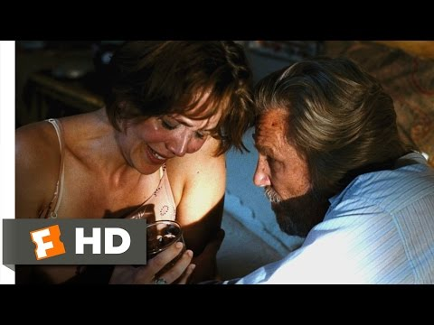 Crazy Heart (2/3) Movie CLIP - I'm Not Gonna Forget You (2009) HD